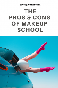 Thinking of going to makeup school? You might want to check this out.