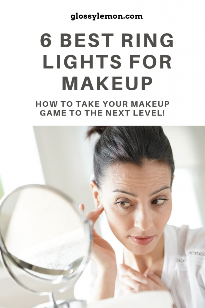 The best ring lights for beauty and makeup!